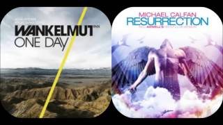 Asaf Avidan-One Day feat. Michael Calfan-Resurrection (Mashup CR10)