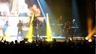Eric Saade Ft Dev - Hotter Than Fire @ Helsingborg, Sweden 30/3-2012 POP EXPLOSION 2012