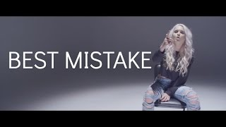 Best Mistake - Ariana Grande FT Big Sean - COVER BY MACY KATE