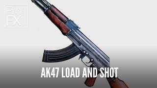 AK47 sound effect   ProFX (Sound, Sound Effects, Free Sound Effects)