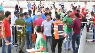 Gros dispositif sécuritaire pour le match Maroc-Gabon