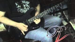 Danger Danger-Beat the Bullet guitar solo performed by Riccardo Vernaccini