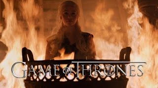 Game of Thrones - Book of the Stranger Credits Music (6x04)
