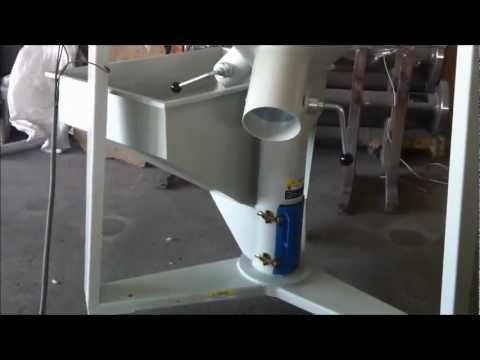 Bertan Plastik Makineleri Plastik Mikser Karıştırıcı