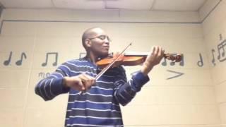 Você é Linda - Caetano Veloso - Violin Cover (Joseph Mansfield)