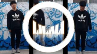 LILALI YOUTUBE ELECTRONIC SHUFFLER DANCE VIDEO !