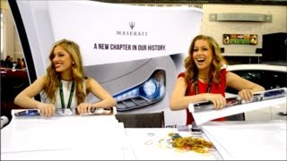 SEXY HOT GIRLS & SEXY HOT CARS! BMW M4, Corvette Stingray, Aventador Roadster, Nissan GT-R!