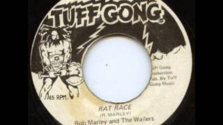 Bob Marley and the Wailers - Rat Race [TUFF GONG - 1976]
