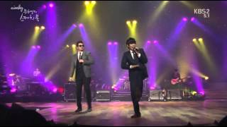 130413 Friday Night - GOD Son Ho Young and Kim Tae Woo Sketchbook