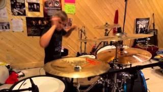 Thousand Foot Krutch - War of Change - Drum Cover - Brooks