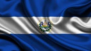 Himno nacional de El Salvador en Drone -  el salvador national anthem