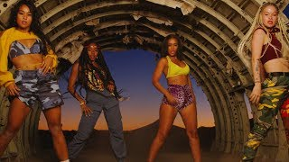 Major Lazer - Blow That Smoke (Feat. Tove Lo) (Official Dance Video)