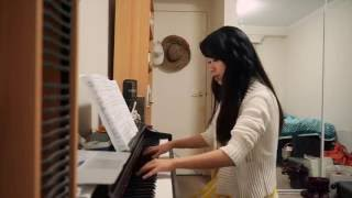 Lavender's Blue Dilly Dilly Cinderella Movie (Piano & Vocal) Cover