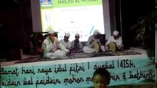 hadroh wali songo puri agung batam (rohatil) rajib ken melvin music indo