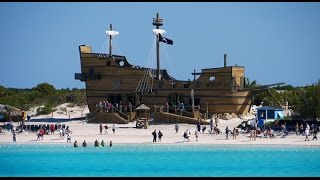 Half Moon Cay Bahamas Carnival Cruise Line's Private Island Full Tour