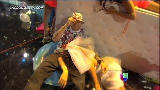 J Balvin Y Farruko - 6 AM @ Premios Juventud ( 2014 )