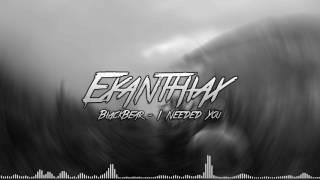 BlackBear - I Needed You [LYRICS IN DESCRIPTION]