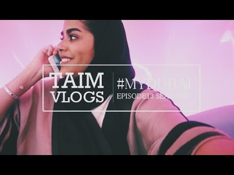 TAIM'S #MYDUBAI VLOGS | عمري ماشفت مثل هالرقص وعمري ماكلت باستا ألذ -  #SpinWithVisa