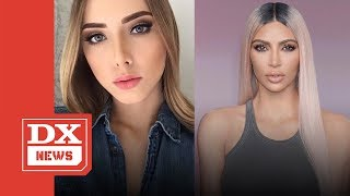 Eminem's Daughter Hailie Jade Says She Wants To Be Like Kim Kardashian