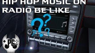 GTA 5 ONLINE - Hip Hop Music On Radio Be Like feat. O.T. Genesis - Cut It (GTA V ONLINE) SKIT