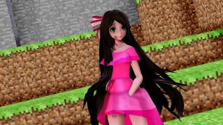 [MMD] GamingWithJen - Confident