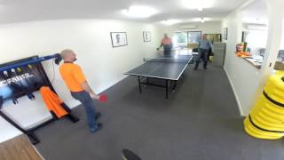 Table Tennis Fun 1080p 60fps