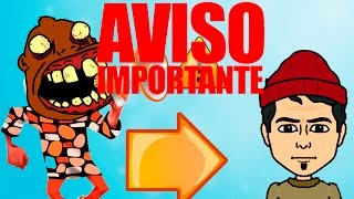 AVISO IMPORTANTE / NOVO CANAL -  NARRADO PLEO GOOGLE TRADUTOR