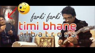Albatross - Timi Bhane   Guitar Cover (solo)   Farki Farki   Nepali Youtuber   Youtubers