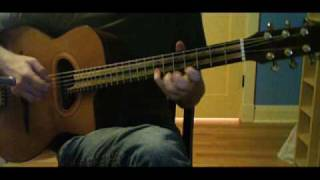 """""""Because,"""" solo instrumental guitar Beatles cover"""