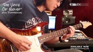 *Promo* 20 Uplifting Rock Ballad Licks - Kit Tang | JamTrackCentral.com Promo