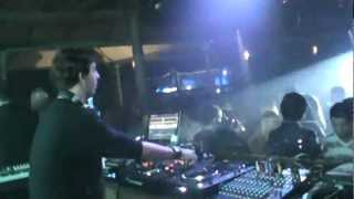 Dj Andre Berti @ Todai-Ji - Warm up Live Delu, 14.04.12