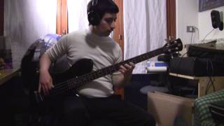 Bass cover - Bad Day (REM)