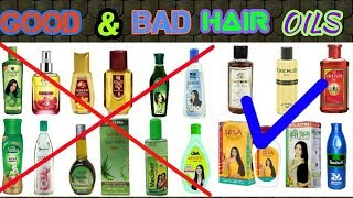 Top Hair Oils Exposed| Best Hair Oils In India For Hair Growth