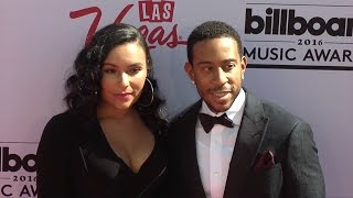 Ludacris & Eudoxie Mbouguiengue 2016 Billboard Music Awards Pink Carpet