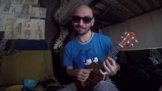 Gracias a la vida / ukelele / violeta parra / cover