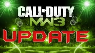 HUGE MW3 UPDATE - Weapon Re - Balancing, New Maps, Infected Classes