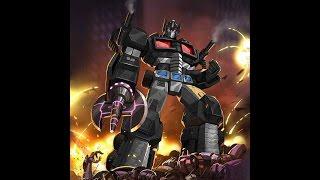 Transformers Origins: Nemesis Prime!