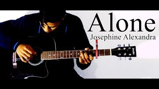 (Alan Walker) Alone |Arr. Josephine Alexandra| Fingerstyle cover