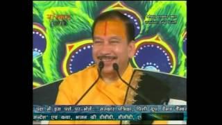 SANSKAR LIVE - SHRI KRISHNA CHANDRA SHASTRI - SHRIMAD BHAGVAT KATHA (NEW DELHI) - DAY 5 width=