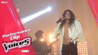 ไนท์ - Welcome to the Jungle - Live Performance - The Voice Thailand - 29 Jan 2017