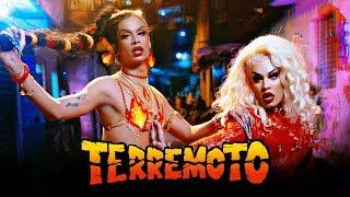 Lia Clark - Terremoto (feat. Gloria Groove) [Vídeo Oficial]