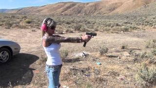 Glock 26 with Large Magazine