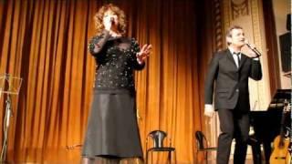 Дует Шик - Родина - live performance - 23.02.2012