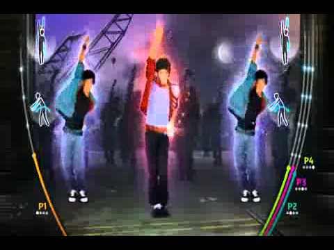 Michael Jackson the Experience Video Game Available Now Wii Version