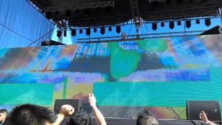 [4] Vini Vici - Back Underground @Fantastic Festival 2015 By OMMIX Live Estado de México.