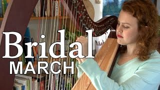 Bridal March - Wagner HARP (Christy-Lyn)