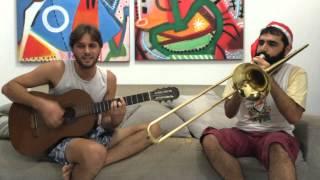 Faraó Cover - Violão e Trombone - (Banda Genius)