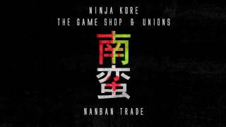 NINJA KORE & THE GAME SHOP - FOLLOW ME