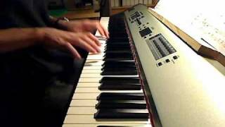 """True Love's Kiss (from DISNEY's """"Enchanted"""") (Piano Cover; comp. by Alan Menken)"""
