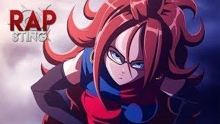 Rap Da Android 21 - Absorvo Seu Poder - (Dragon Ball FighterZ) - RapTributo #32